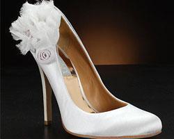 Свадебные туфли: как выбрать, где купить