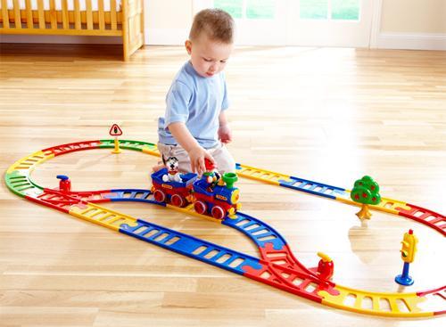 Выбираем железную дорогу