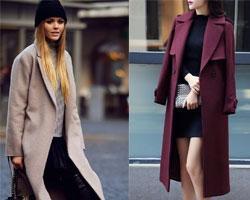 Демисезонные женские пальто — модные тенденции