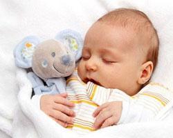 Правильная постель для малыша