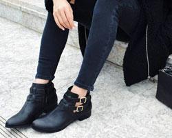 Весенние ботинки: виды и правила комбинаторики с гардеробом