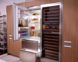 Встраиваемые холодильники: все за и против