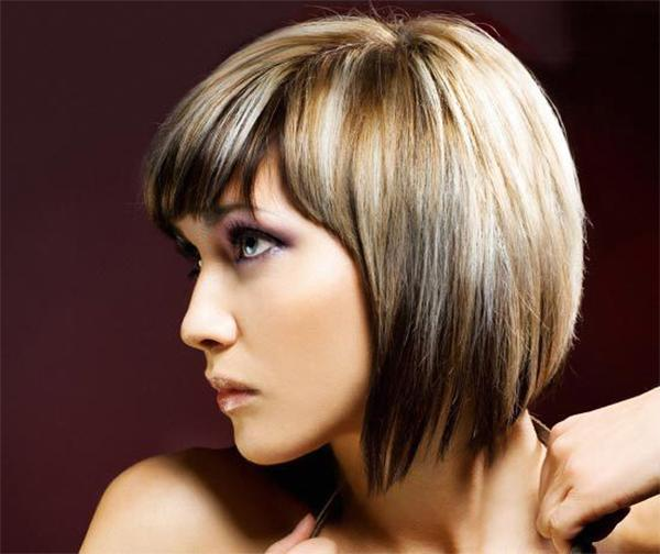 Как делать колорирование на светлые волосы