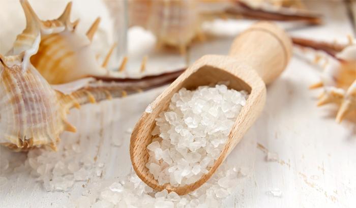 Выбираем соль для ванн