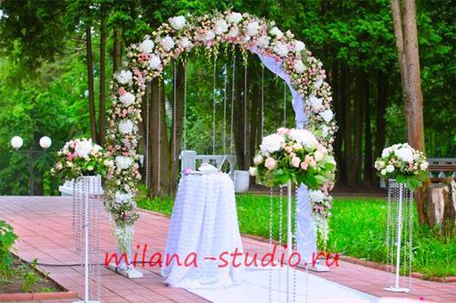 Стоит ли заказывать проведение свадьбы под ключ?