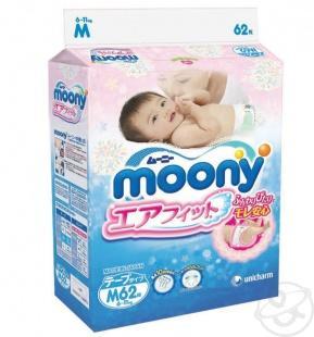 Советы по выбору подгузников Moony