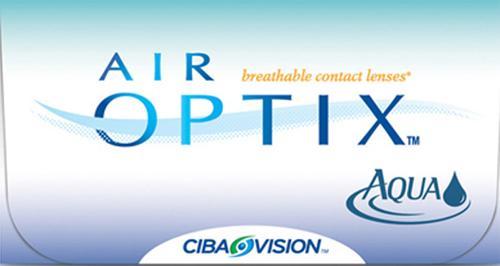 Контактные линзы Air Optix для здоровья Ваших глаз