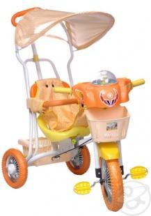 Сравниваем детские велосипеды от года