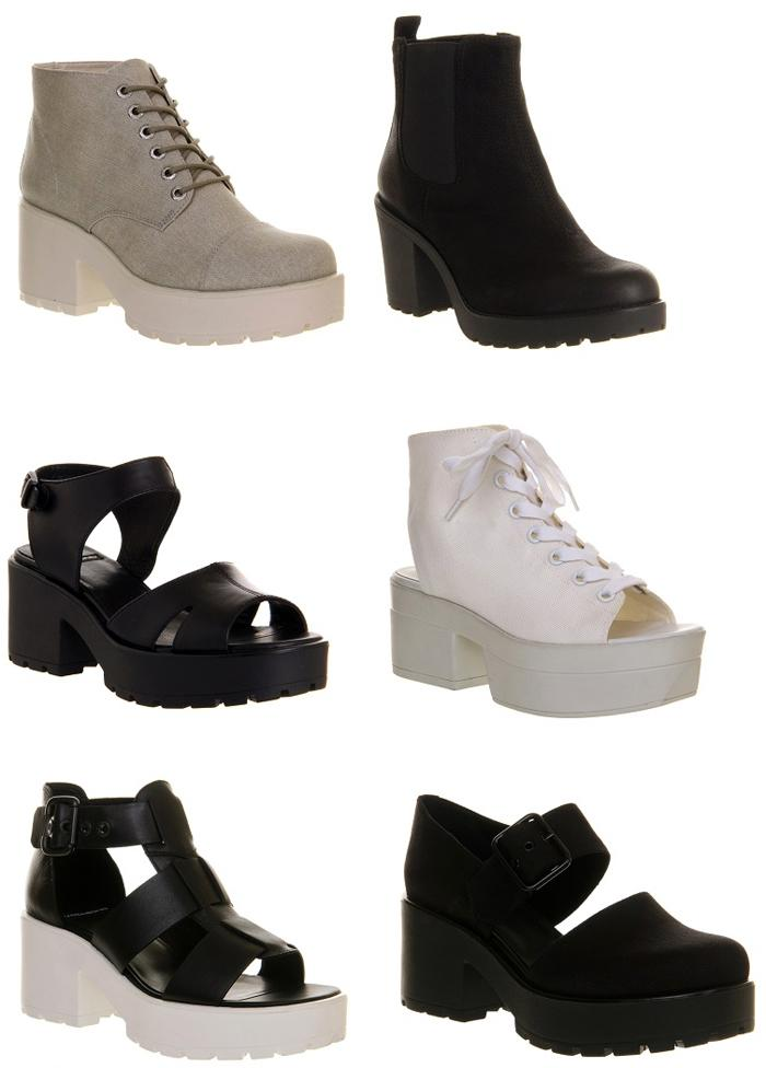 ОбувьVagabond для создания неповторимого образа