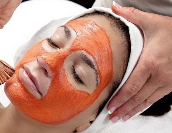 Помидорная маска для лица
