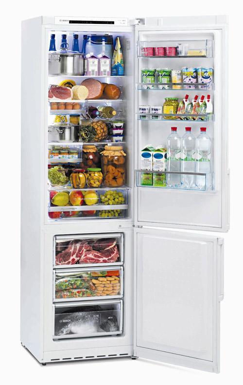 Холодильник Bosch KGE 39XW20 R