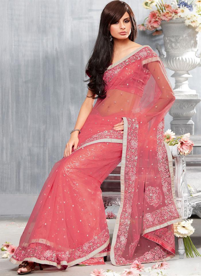 Выбираем индийское сари