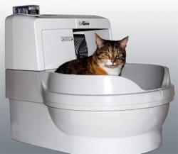 Автоматические туалеты