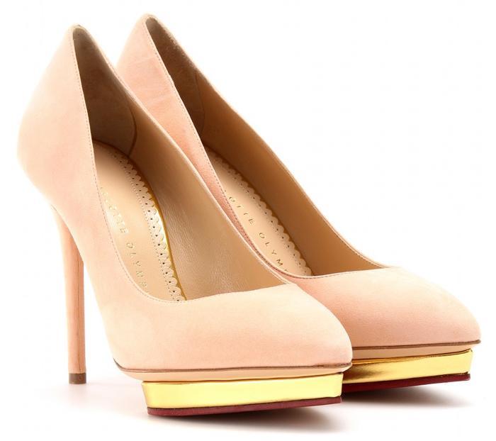 Charlotte Olympia - качественная обувь для всех