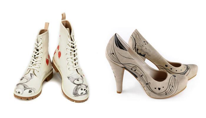 DOGO - стильная молодежная обувь