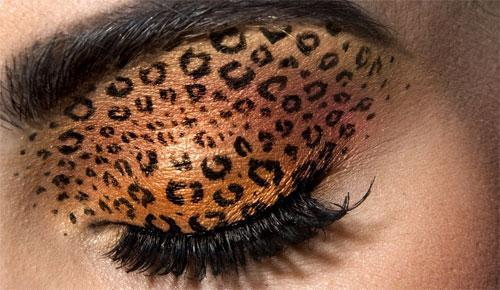 Леопардовый орнамент