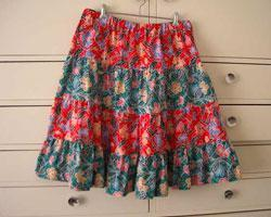 Как самой сшить юбку без выкройки