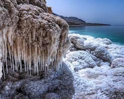 Соли и грязи Мертвого Моря из Израиля