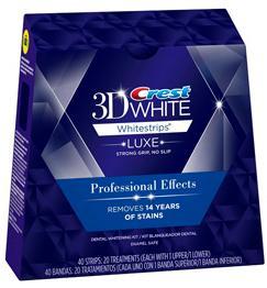Как выглядат Crest 3d white