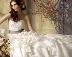 Что актуально в свадебной моде на платья?