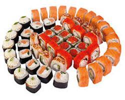 Что появилось раньше: суши или роллы