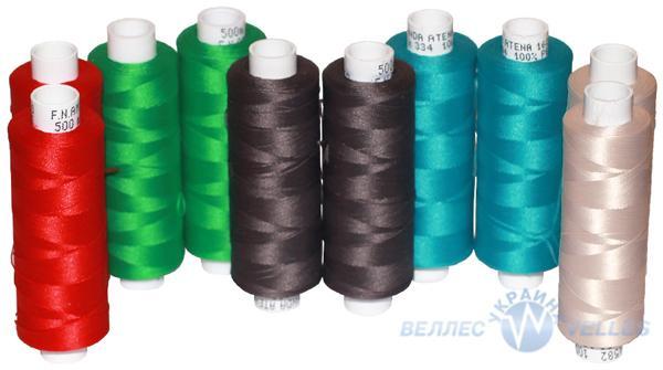 Нитки для швейных машин – как выбрать правильно